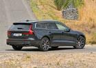 Volvo V60 D4 FWD (140 kW) – Nejlíp jezdící volvo současnosti