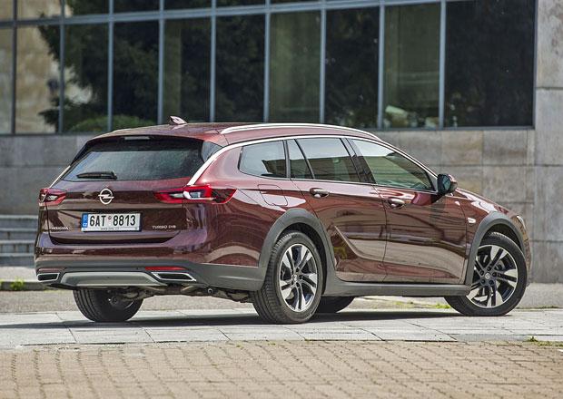 Opel Insignia Country Tourer 2.0 CDTI 8A 4x4 – Konečně ideální kombinace