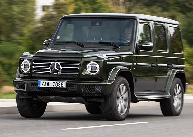 Mercedes-Benz G 500 – Pořád stejný, a to je dobře!