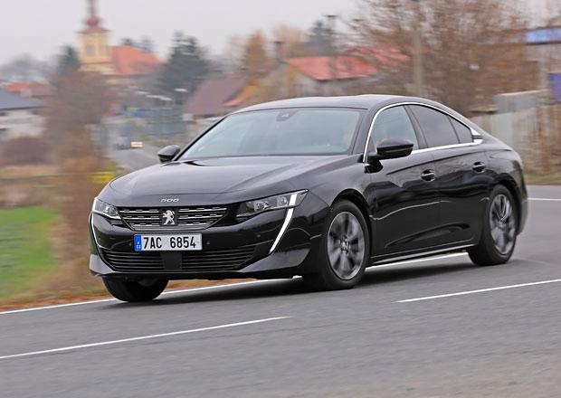 Peugeot 508 1.5 BlueHDi – Bude zachráncem střední třídy?