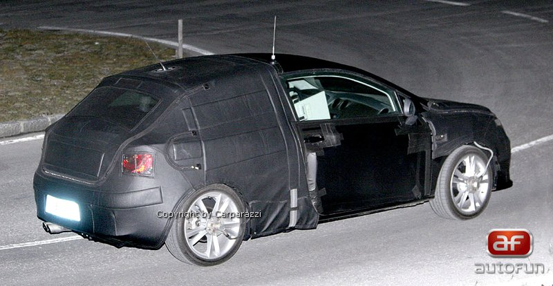 Spy Photos: Seat Ibiza FR: - fotka 9