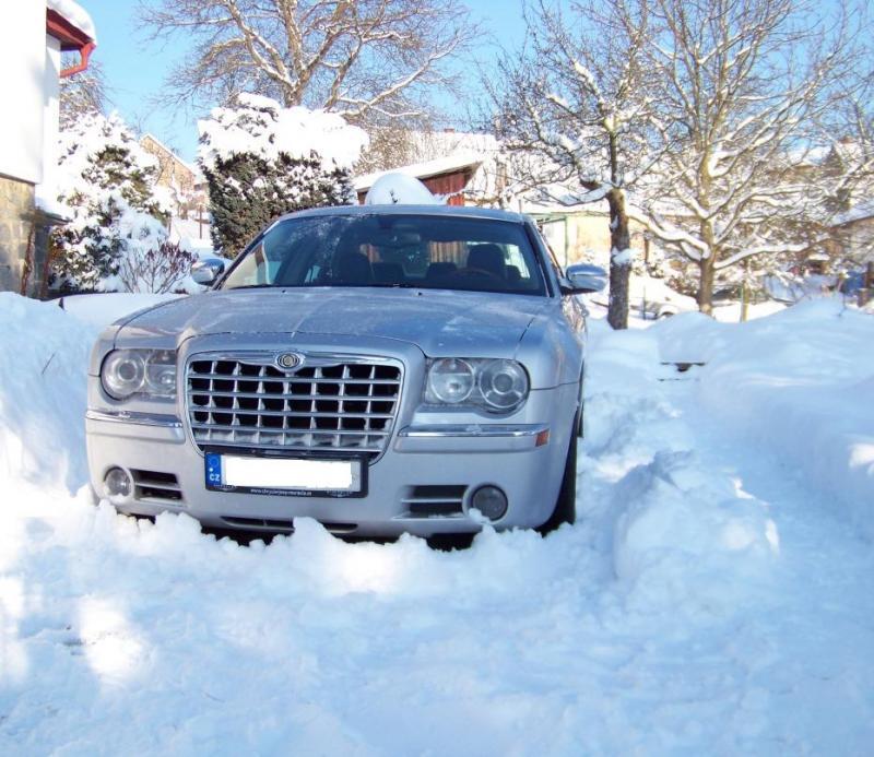 Signature Auto Group: Chrysler 300C 5,7 V8 HEMI W.P.Chrysler Signature Series