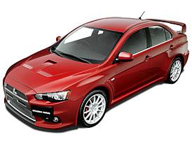 Mitsubishi: První analýza prodeje Lanceru Evolution