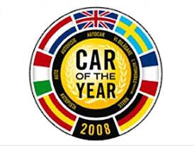 Car of the Year 2008: nominace