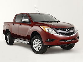 Mazda BT-50: Zoom-zoom pick-up