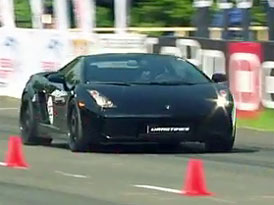 Video: 405 km/h v Lamborghini Gallardo