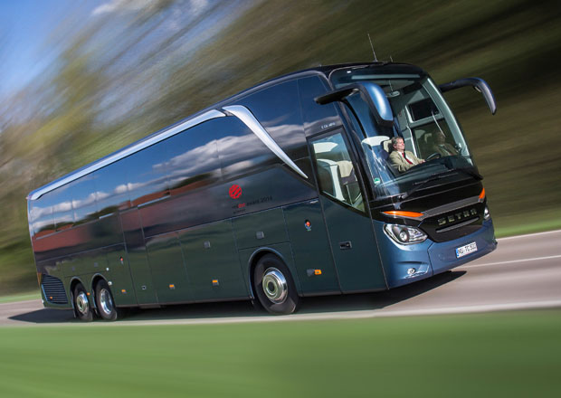 Setra TopClass 500 uspěla v Red Dot Award Product Design 2014 (+video)
