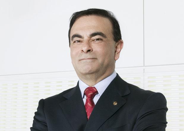 Nissan odvolá svého šéfa Ghosna, kvůli finančním podvodům