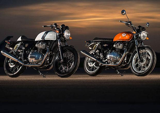 Indický Royal Enfield chce být konkurencí pro americký Harley-Davidson a britský Triumph