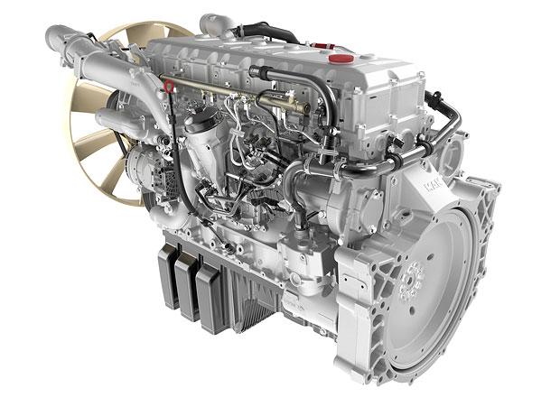 MAN D1556 rozšiřuje nabídku motorů pro zemědělské stroje