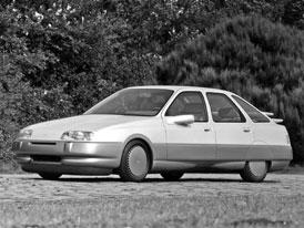 Ford Probe III: Věděli jste, že Sierra měla svůj předobraz? V tomto konceptu?