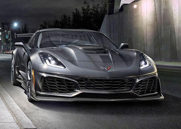 Chevrolet Corvette ZR1 od Hennessey nabídne přes 1200 koní