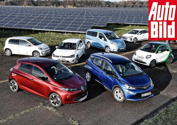 Test dojezdu elektromobilů v reálných podmínkách. Některé nezvládly ani 80 km...