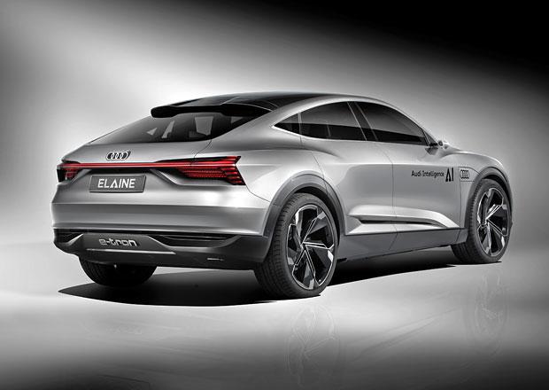 Audi Sport chystá výkonný elektromobil! Víme, kdy dorazí