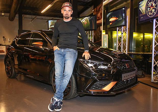 Petr Fulín má nové auto! A taky kalendář…