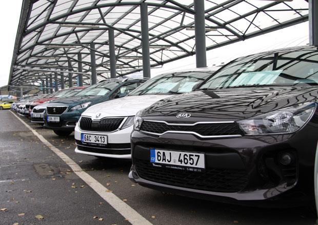 AAA Auto v listopadu vyrovnala loňský celoroční prodej 75.400 aut