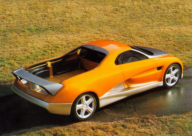 Zapomenuté koncepty: Bertone Pickster – Podivný pick-up s technikou BMW