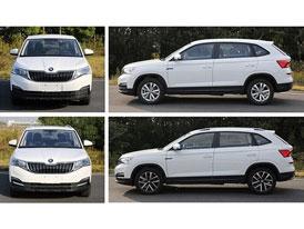 Škoda představuje nové SUV. Kamiq vypadá jako špatná čínská kopie