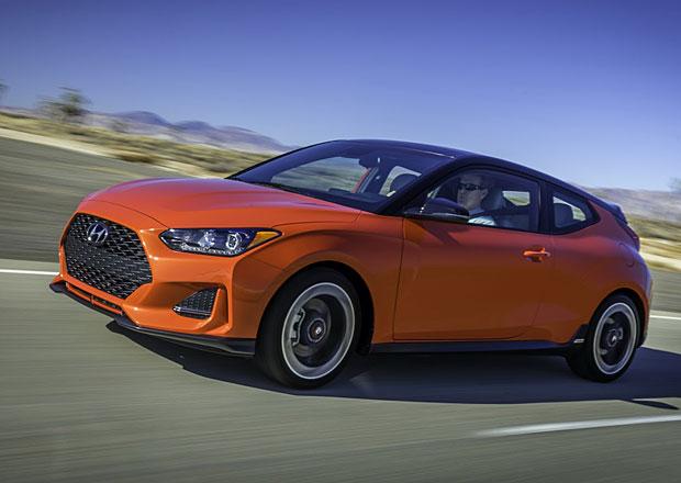 Nový Hyundai Veloster je tady. Sportovní verze N nabízí 202 kW