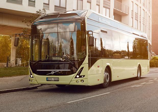 Volvo Buses vyšle autonomní elektrické autobusy do Singapuru
