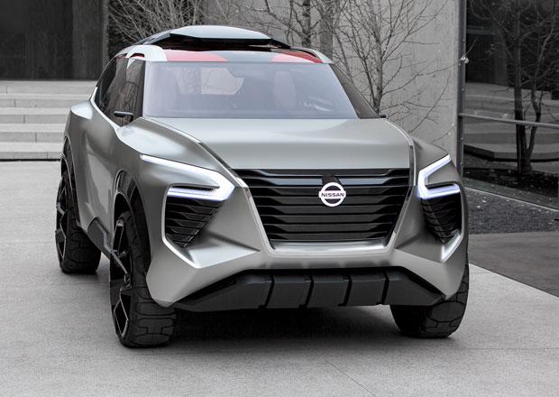 Nissan prostřednictvím konceptu Xmotion naznačuje vývoj designu svých SUV