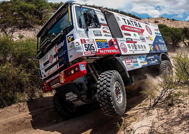 Dakar 2018 – 10. etapa: České ztráty, ale jen časové