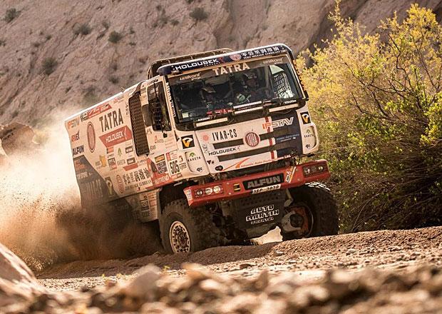 Dakar 2018 – 12. etapa: Kolomý si chválí druhé místo