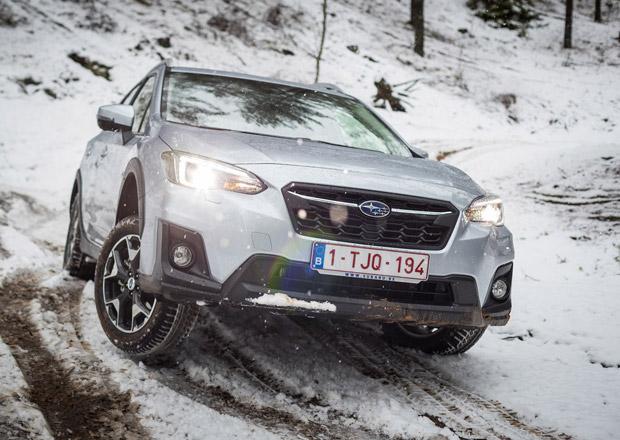 Subaru XV má český ceník. Už v základu přijíždí se slušnou výbavou