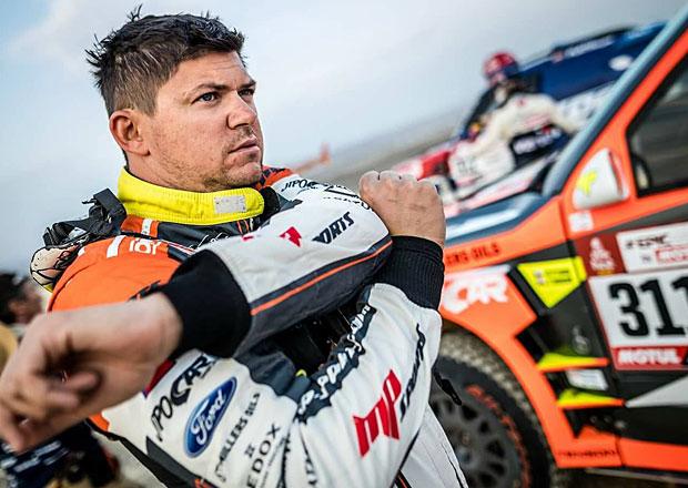 Dakar 2018 – 14. etapa: Prokop vyrovnal maximum