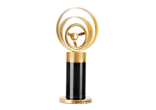 Anketa Zlatý volant 2017 zná své vítěze. Kdo triumfoval v letošním roce?