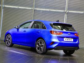 Kia Ceed dorazí také jako hybrid. A co elektromobil?
