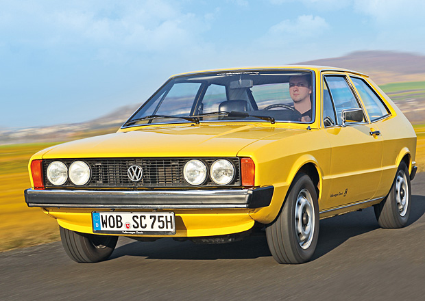 Volkswagen Scirocco končí. Takto příběh sportovního kupé v roce 1974 začal