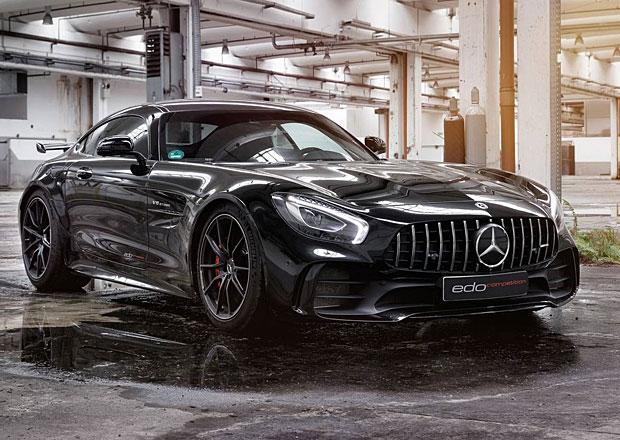 Mercedes-AMG GT R od Edo Competition: 660 koní s hvězdou