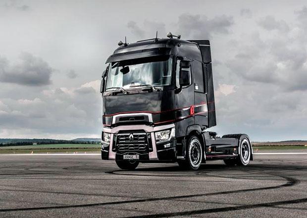Renault Trucks T High Edition získal prestižní ocenění za design