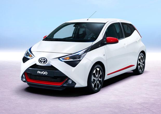 Kolínská Toyota Aygo prošla faceliftem. Vypadá jako Yaris a má silnější motor