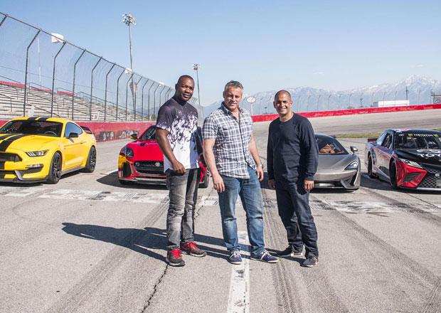 Nový Top Gear startuje tuto neděli. Na co se můžeme těšit v první epizodě?
