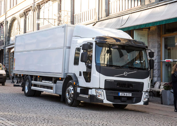 Volvo Trucks uvádí novou kabinu pro vozidla řady FE