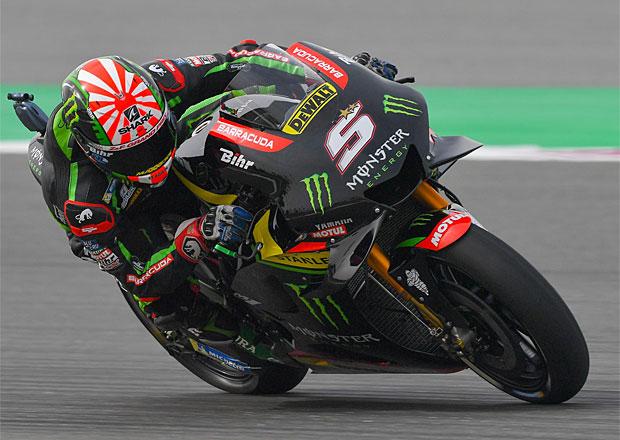 Motocyklová VC Kataru 2018: Famózní Johann Zarco zajel v kvalifikaci rekord