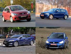 Jaké auto do 150.000 korun? Hranice výhodné koupě nabízí řadu řešení. Zadokolku, MPV i crossover!