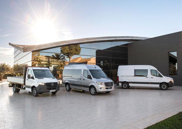 Mercedes-Benz Vans má pro letošní rok smělé plány