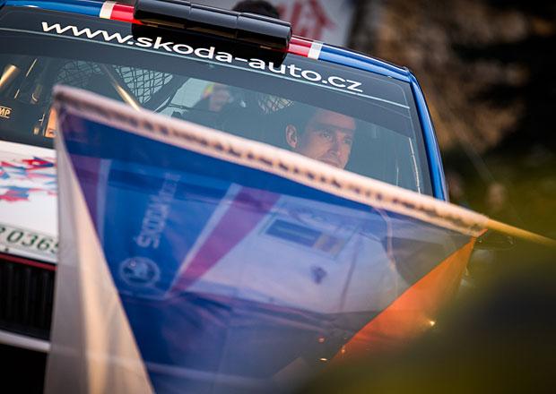 Valašská rallye po 1. dnu: Kopeckého show