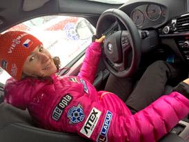 Jak řídí Veronika Vítková: Nejraději jezdím v horách