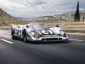 Legendární závodní Porsche 917 se může prohánět i v dnešním silničním provozu