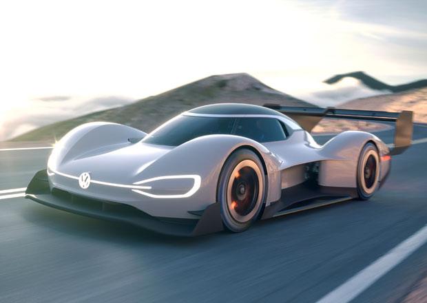Volkswagen I.D. R Pikes Peak: Překová rekord tratě závodu do oblak?