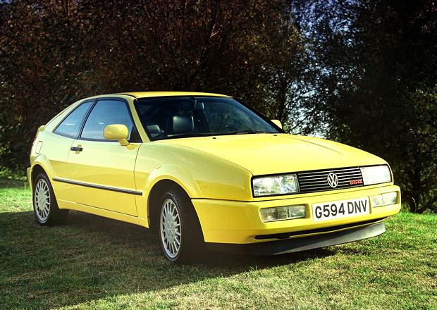 Volkswagen Corrado slaví 30 let: Zahájilo útok na vrchol!