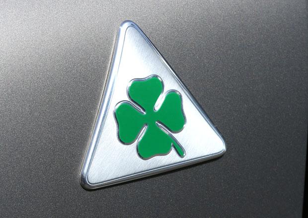 Alfa Romeo Quadrifoglio Verde: Kde se vzal zelený čtyřlístek?