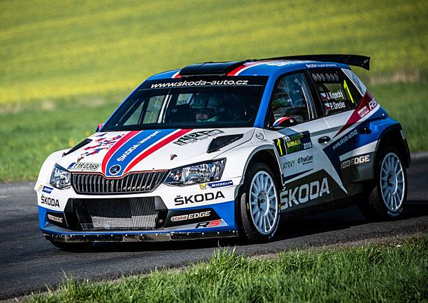 Rallye Šumava v cíli: Kopecký je tady rekordmanem
