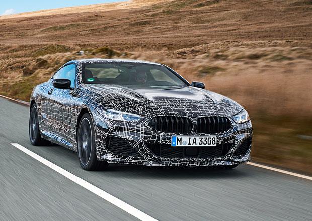 BMW 8 polooficiálně: Odhaluje se ještě před premiérou! Známe i technická data M850i