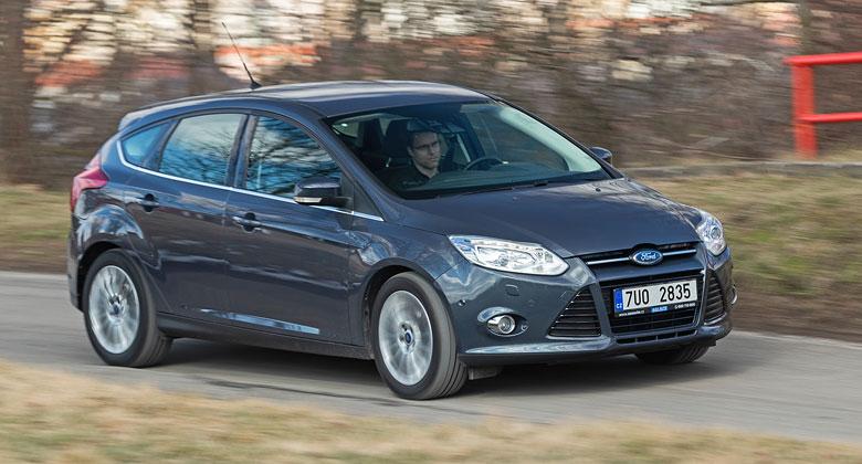 Ojetý Ford Focus 3. generace (CB8/CEW): Když je nejslabší ten nejlepší!
