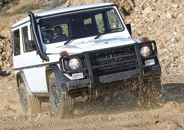Dosavadní Mercedes-Benz G ještě nekončí! Prodává se dál